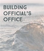 Building Official's Office