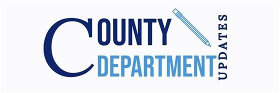 County Department Updates