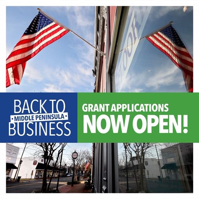 MPPDC Back to Business Grant Applications